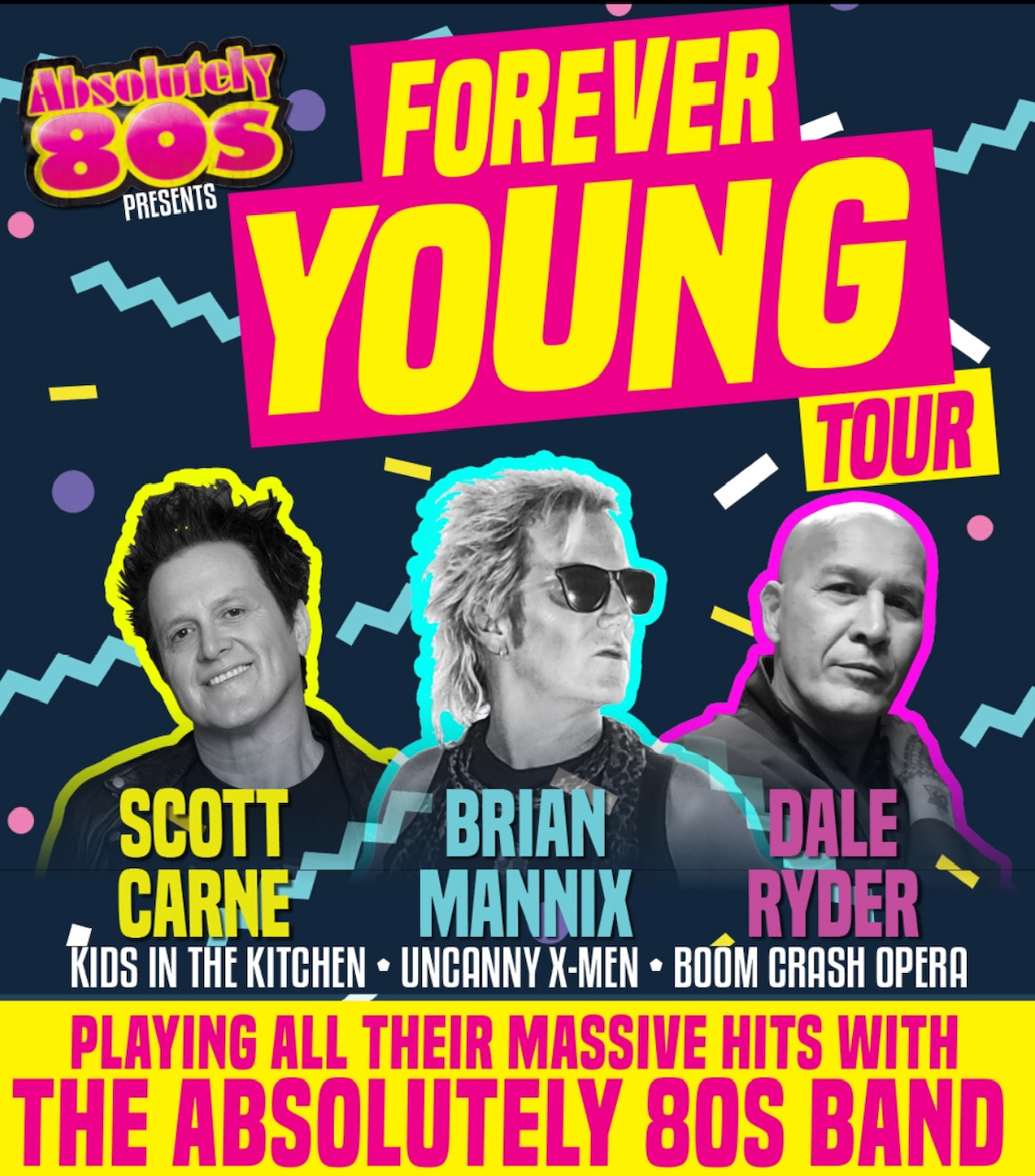 Absolutely 80S show -12th Oct 2019