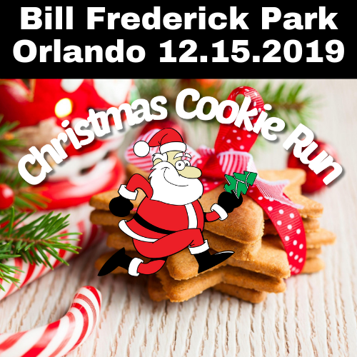 Christmas Cookie Run Orlando 12.15.2019