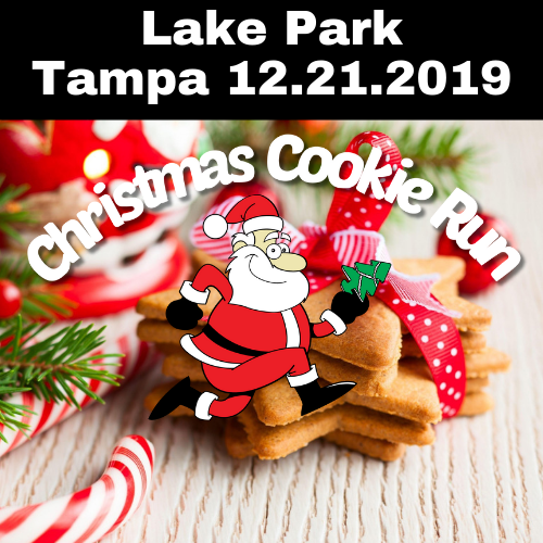 Christmas Cookie Run Tampa 12.21.2019