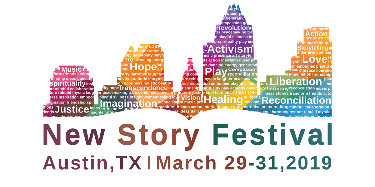The New Story Festival - 3 Day Pass (Mar 29-31)