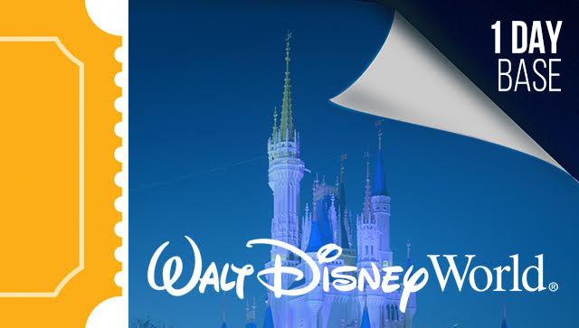Disney - 1 Day Tickets