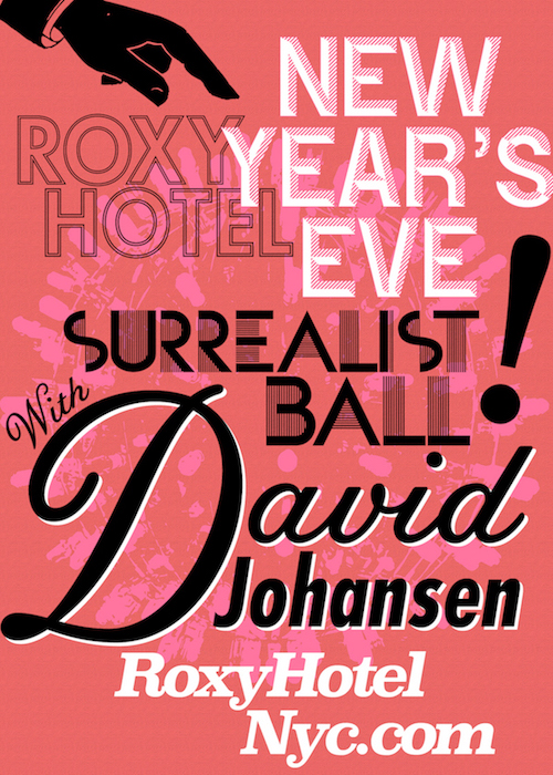 The Roxy Presents: The Surrealist Ball 2019
