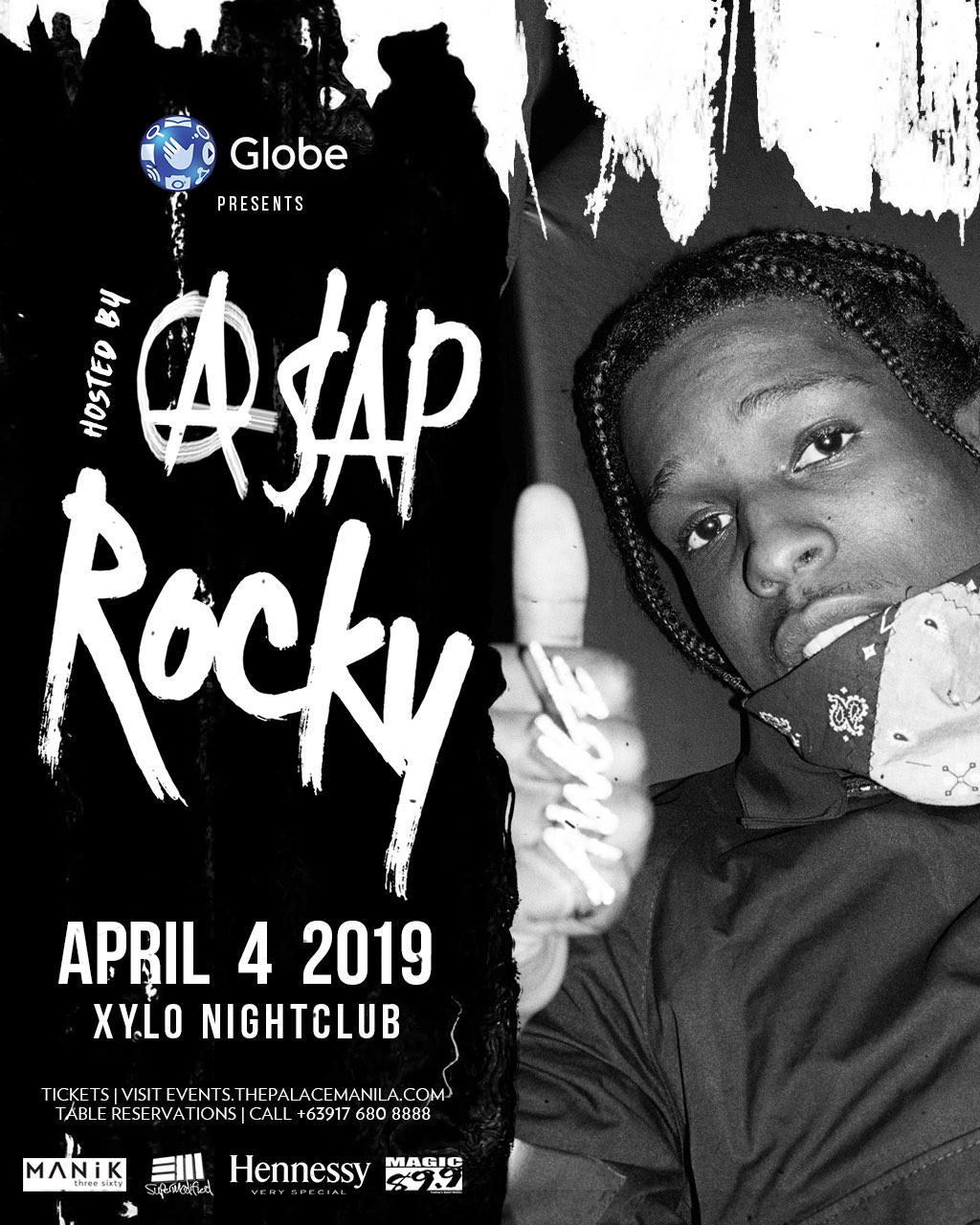 A$AP ROCKY at XYLO Nightclub
