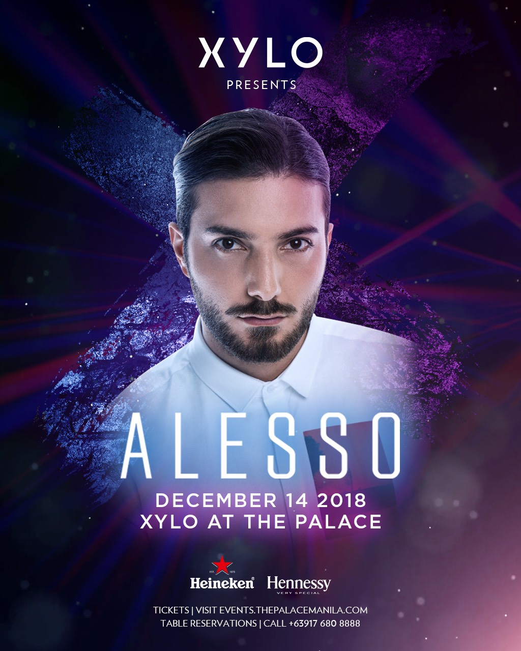 ALESSO at XYLO Nightclub