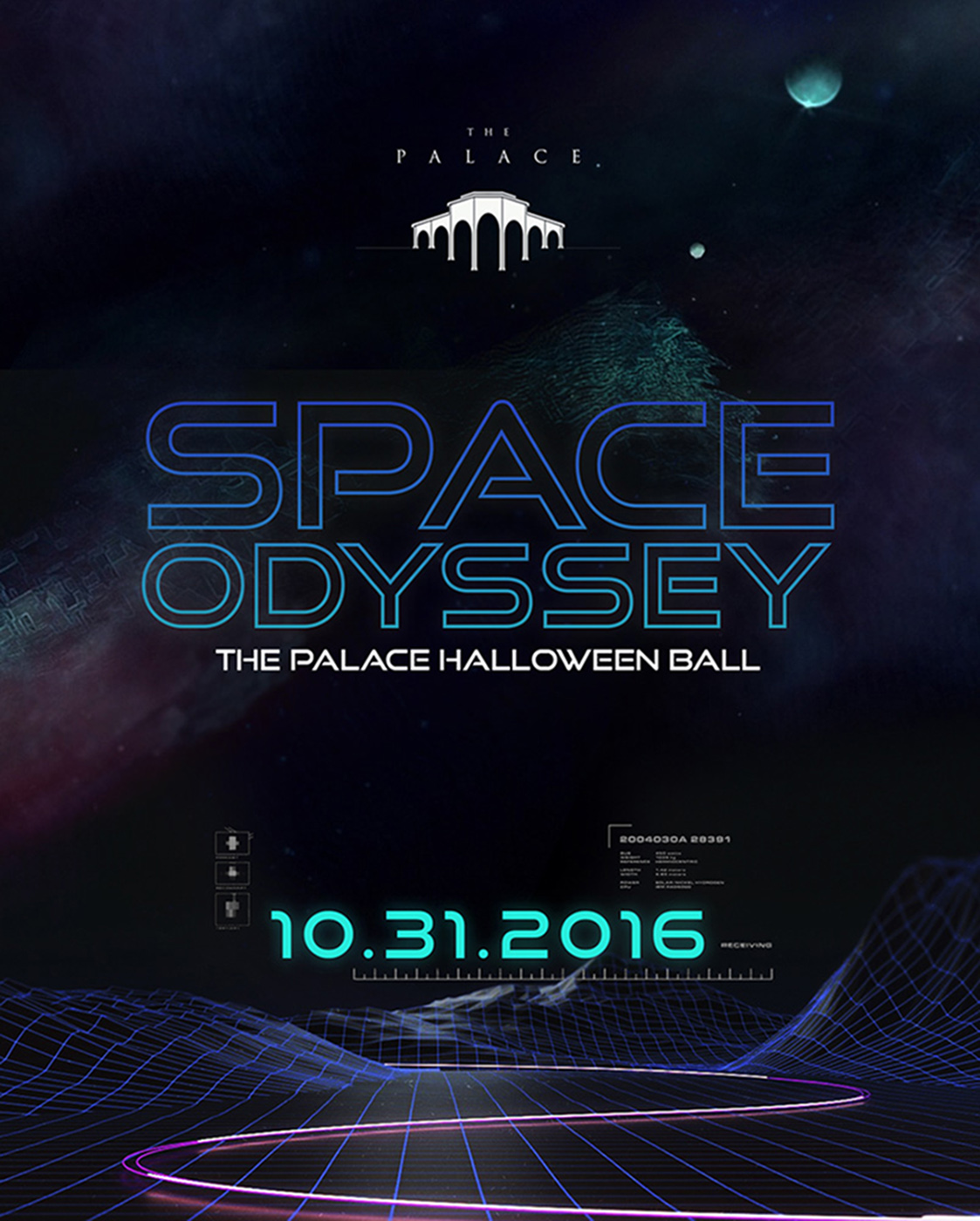 The Palace Space Odyssey