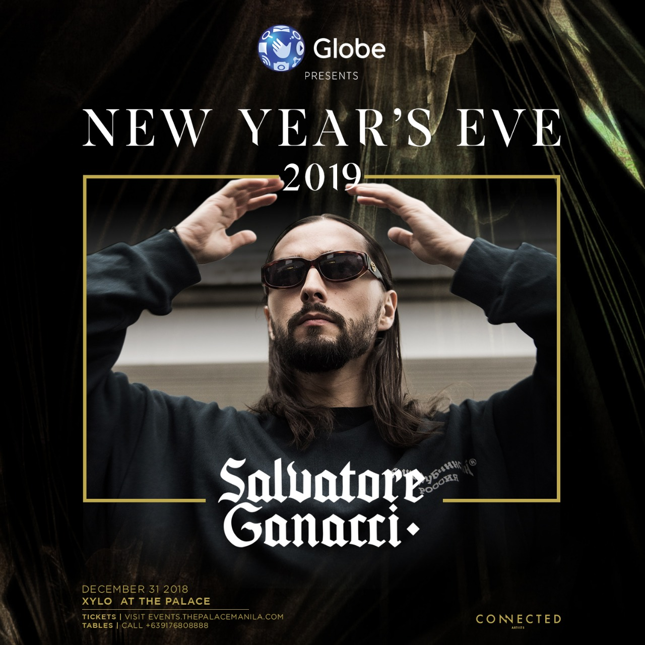 XYLO New Year's Eve Ball with Salvatore Ganacci