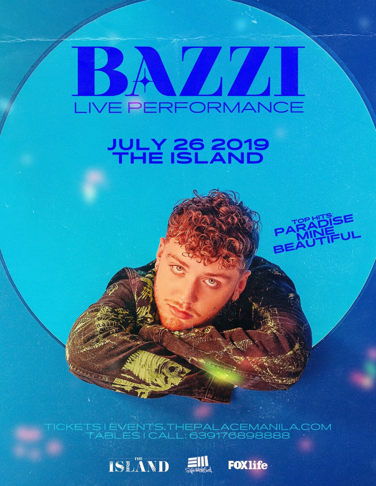 BAZZI at The Island