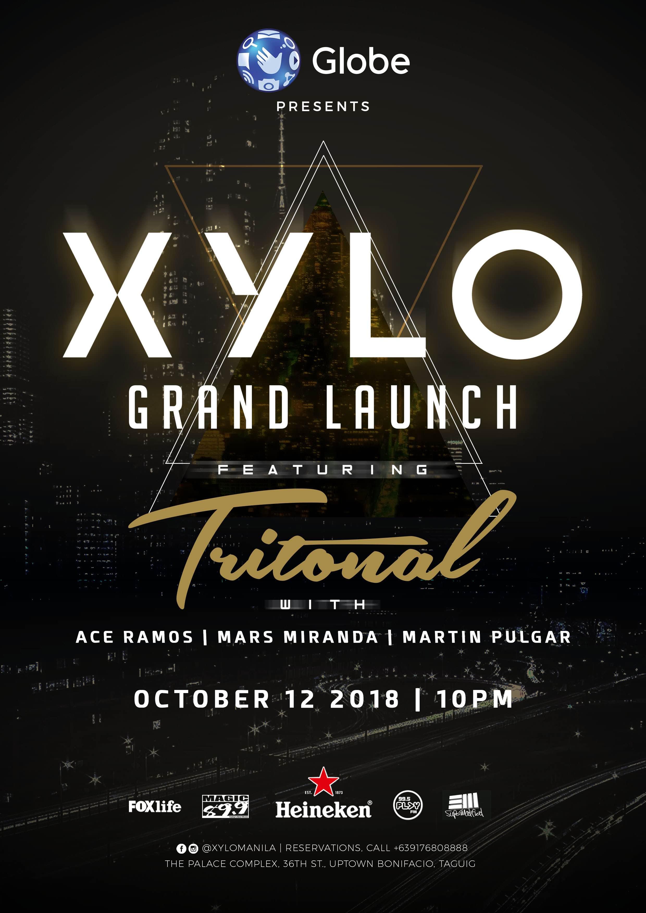 Tritonal at XYLO