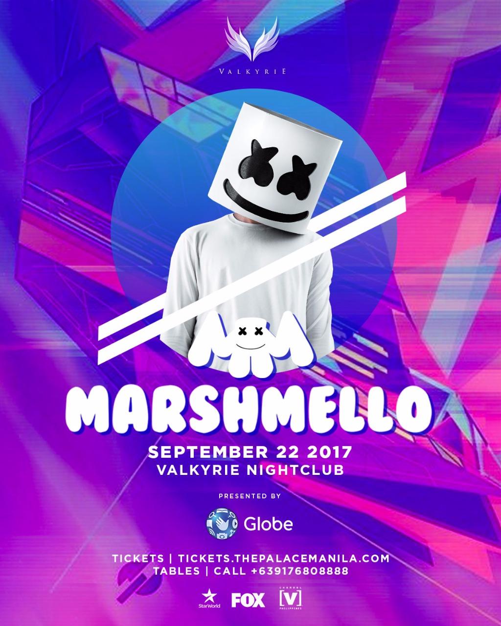 MARSHMELLO at Valkyrie Nightclub