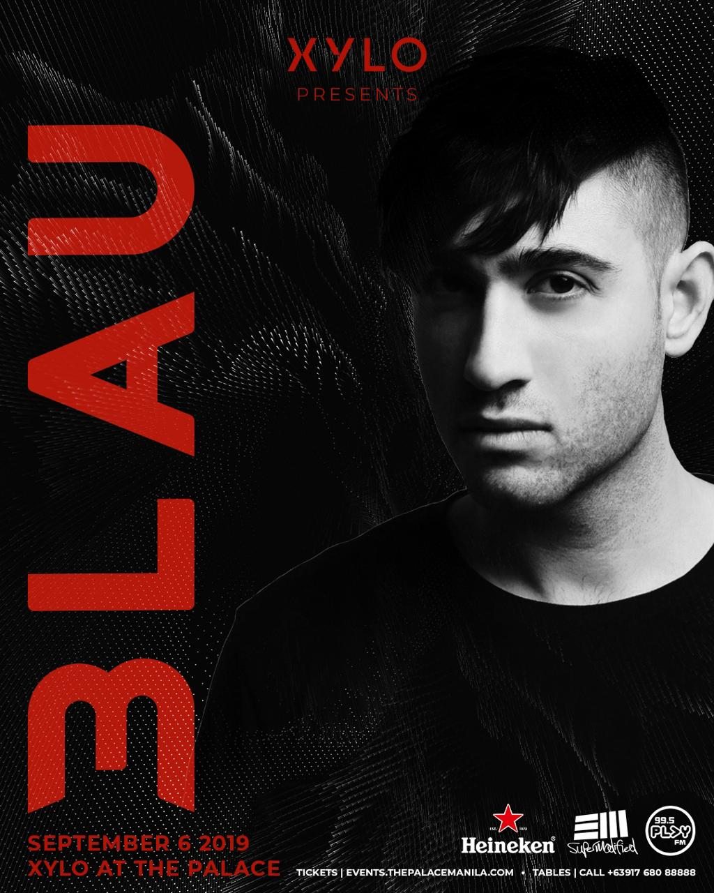 3LAU at XYLO