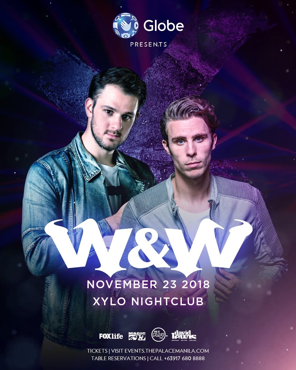 W&W at XYLO Nightclub