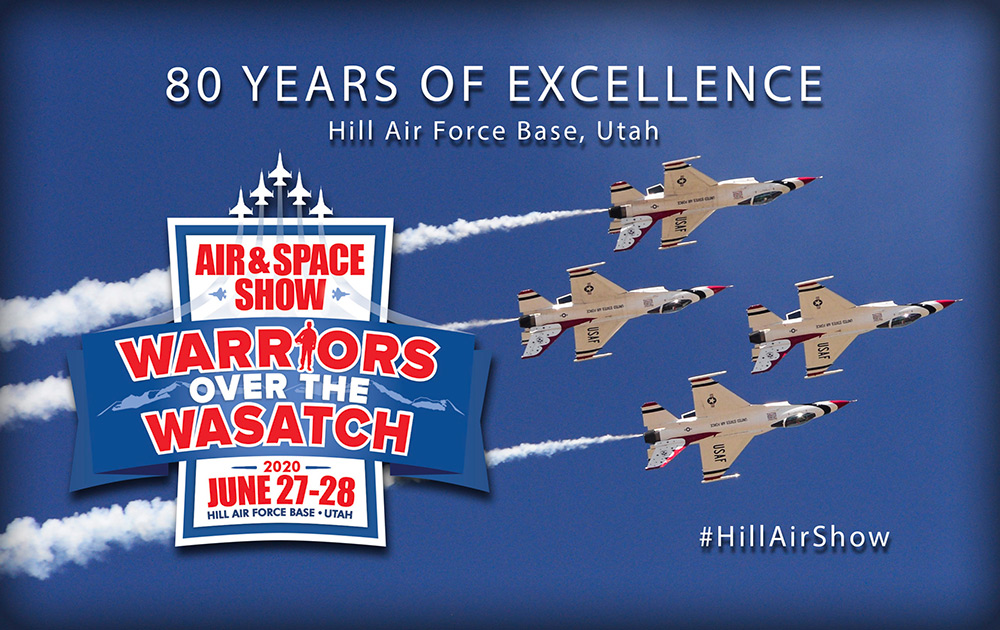 The Warriors Over the Wasatch Air and Space Show
