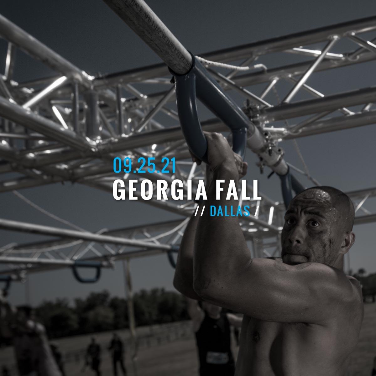 Savage Race Georgia Fall 2021