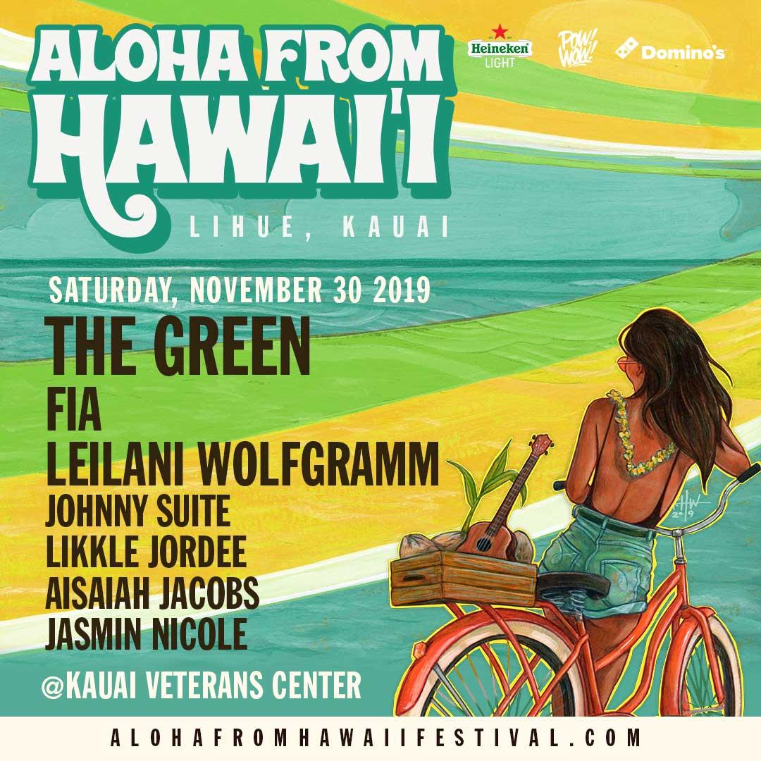 Aloha From Hawaii (Kauai)