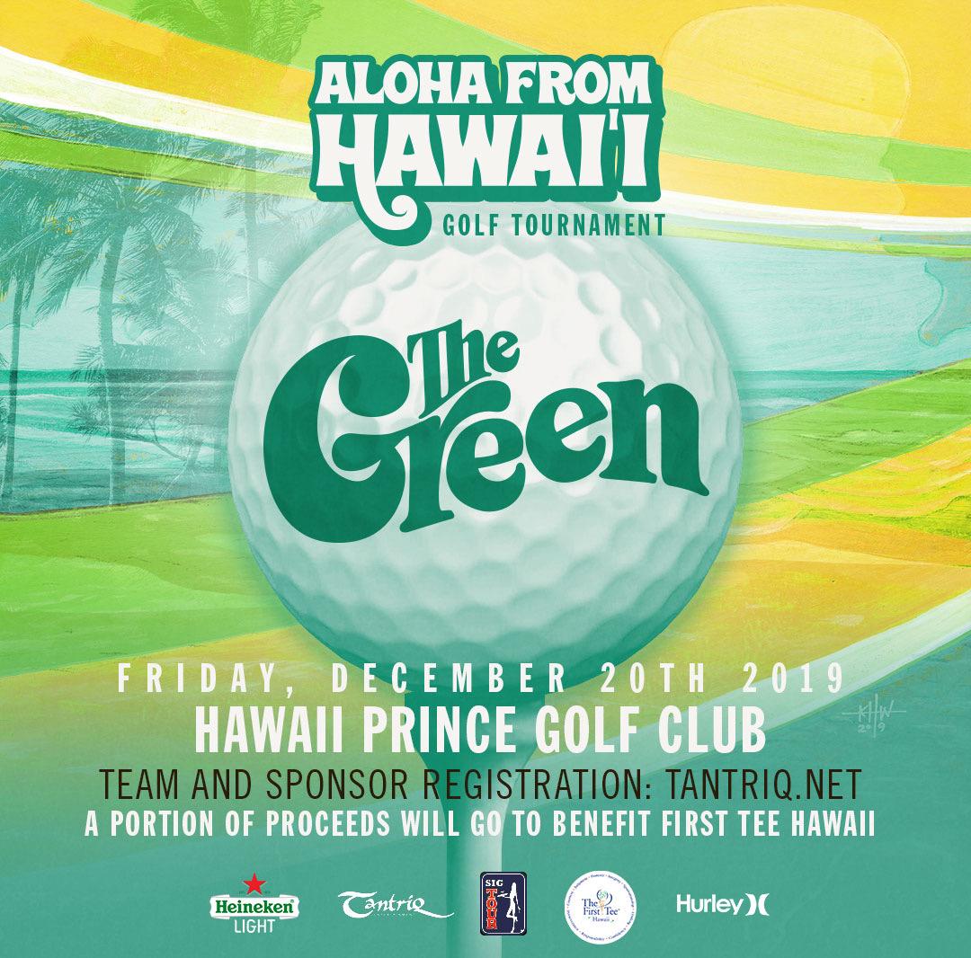Aloha From Hawaii Golf Tournament