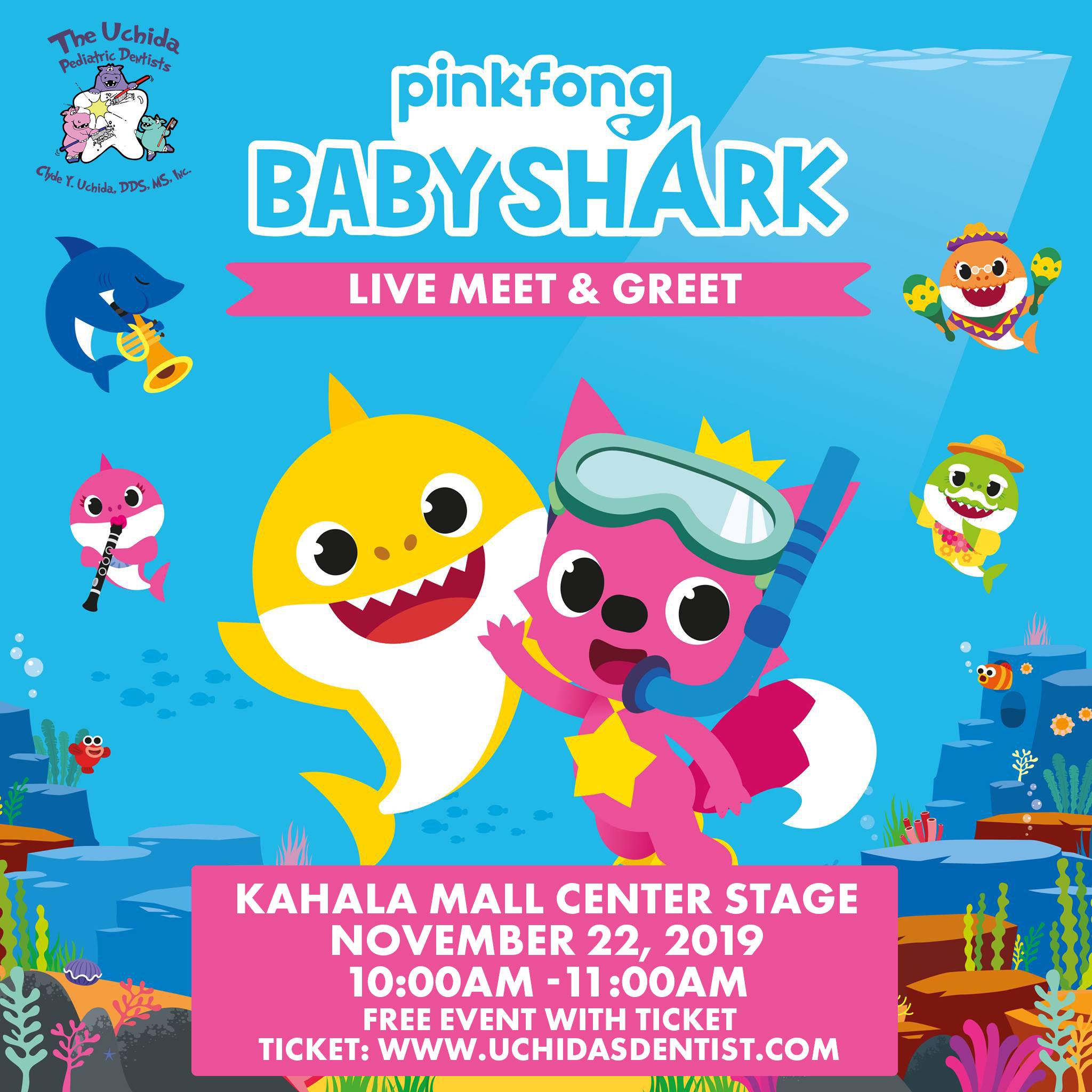 Baby Shark Live: Meet & Greet