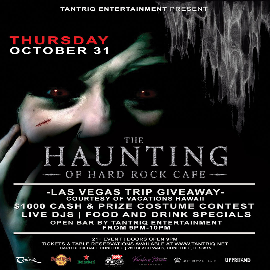 The Haunting At Hard Rock