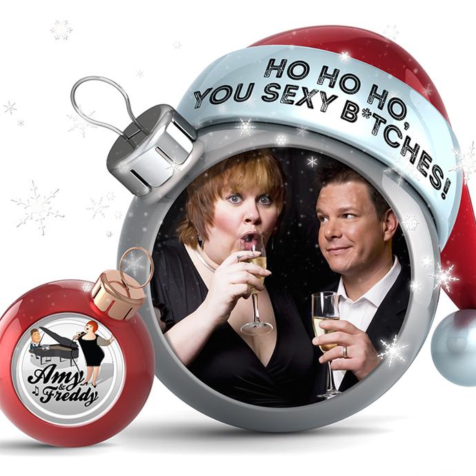 Amy & Freddy - A Very Divalicious California Christmas - 12/14/2018