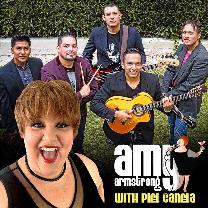 Amy Armstrong and Piel Canela - 9:00PM - 02/08/2020