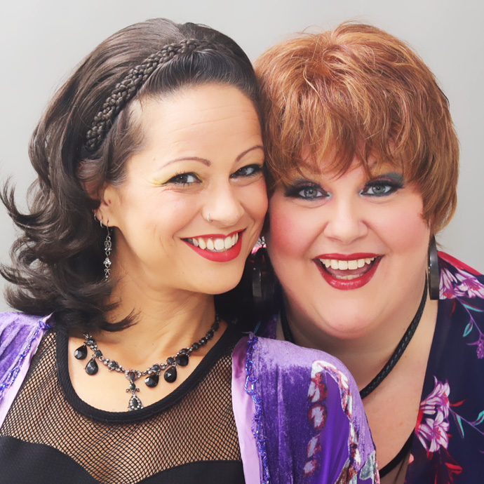 Dos Divas - Amy Armstrong with Kami Desilets - 7:00PM - 02/12/2020
