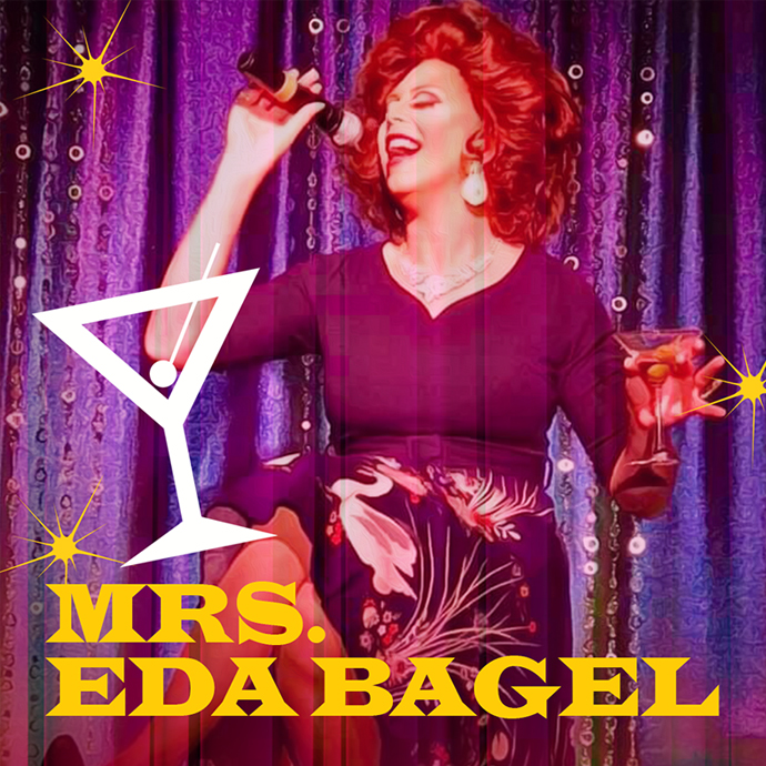 Mrs. Eda Bagel - In Concert with Herself - 7:30PM - 11/23/2019