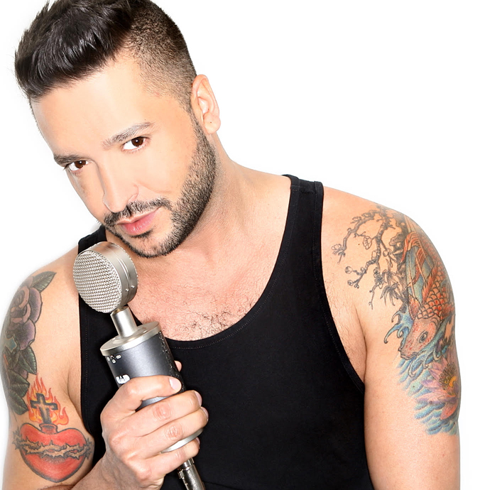 Jai Rodriguez - Tales of an Aging Twink - 7:30PM - 01/11/2020
