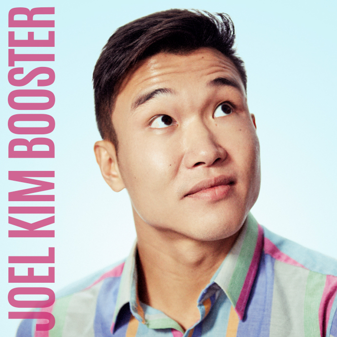Comedy Night with Joel Kim Booster - 12/06/2019