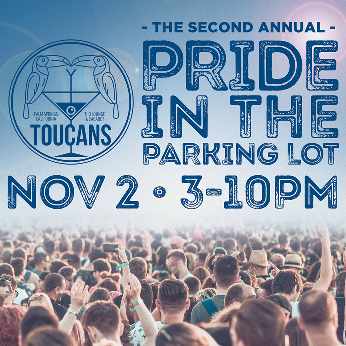 Pride in the Parking Lot - 11/02/2019