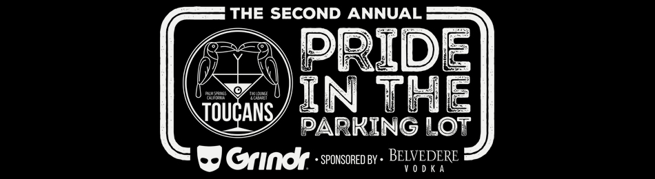 Pride in the Parking Lot