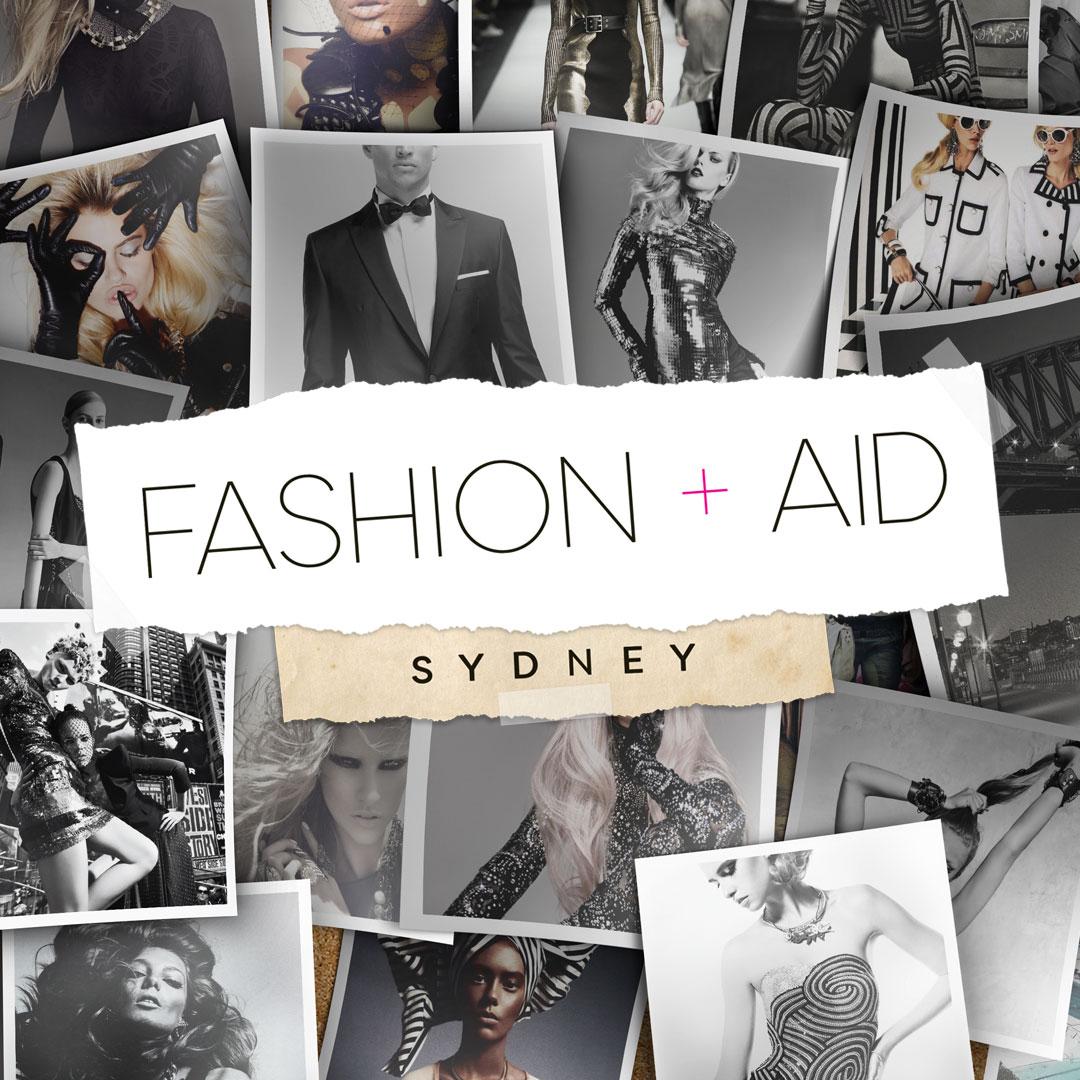 FASHION + AID - SYDNEY