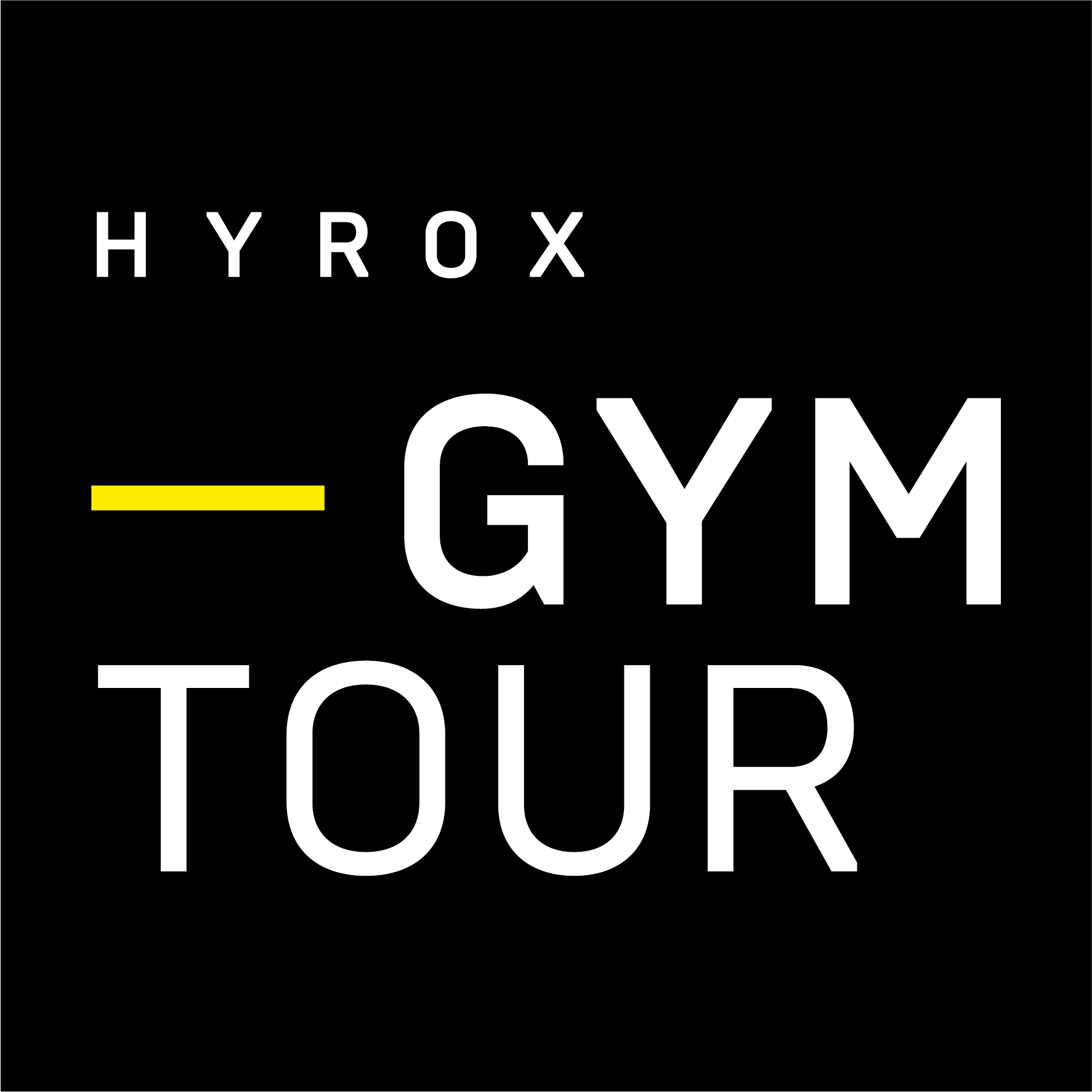 HYROX Dallas Gym Tour