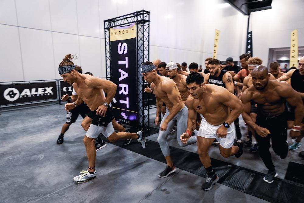 HYROX U.S. Championships of Fitness 2021