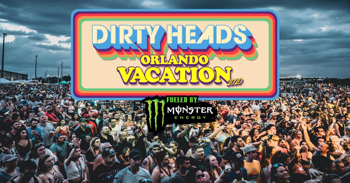 Dirty Heads Orlando Vacation