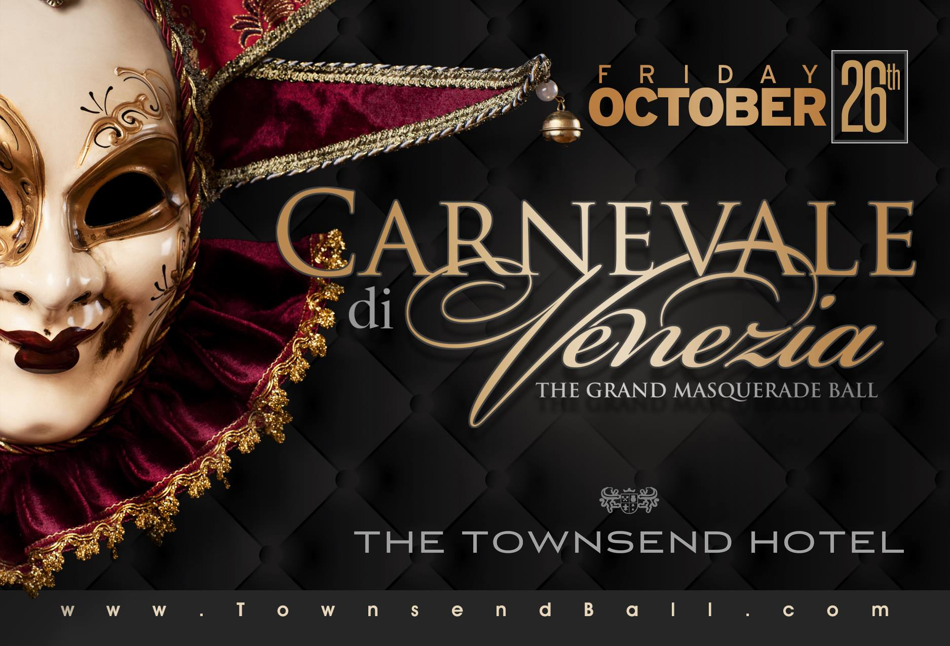 Carnevale di Venezia | The Grand Masquerade Ball 2018