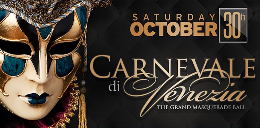 Carnevale di Venezia | The Grand Masquerade Ball 2021