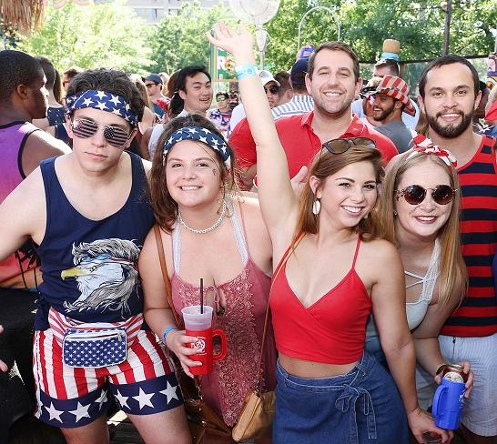 The All American Bar Crawl 2018 - Washington, DC