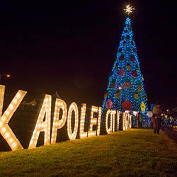2019 Kapolei City Lights - Kalikimaka Hikimoe