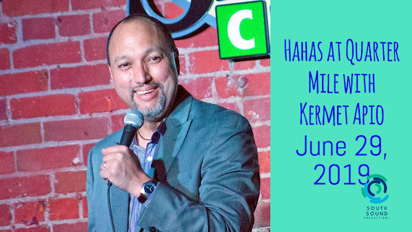 Comedy at the Quarter Mile Bar & Grill June 29