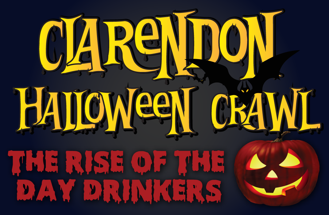 The Clarendon Halloween Crawl 2015: Rise of the Day Drinkers