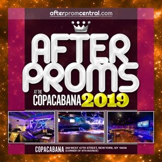 Copacabana After Proms 6-6-19