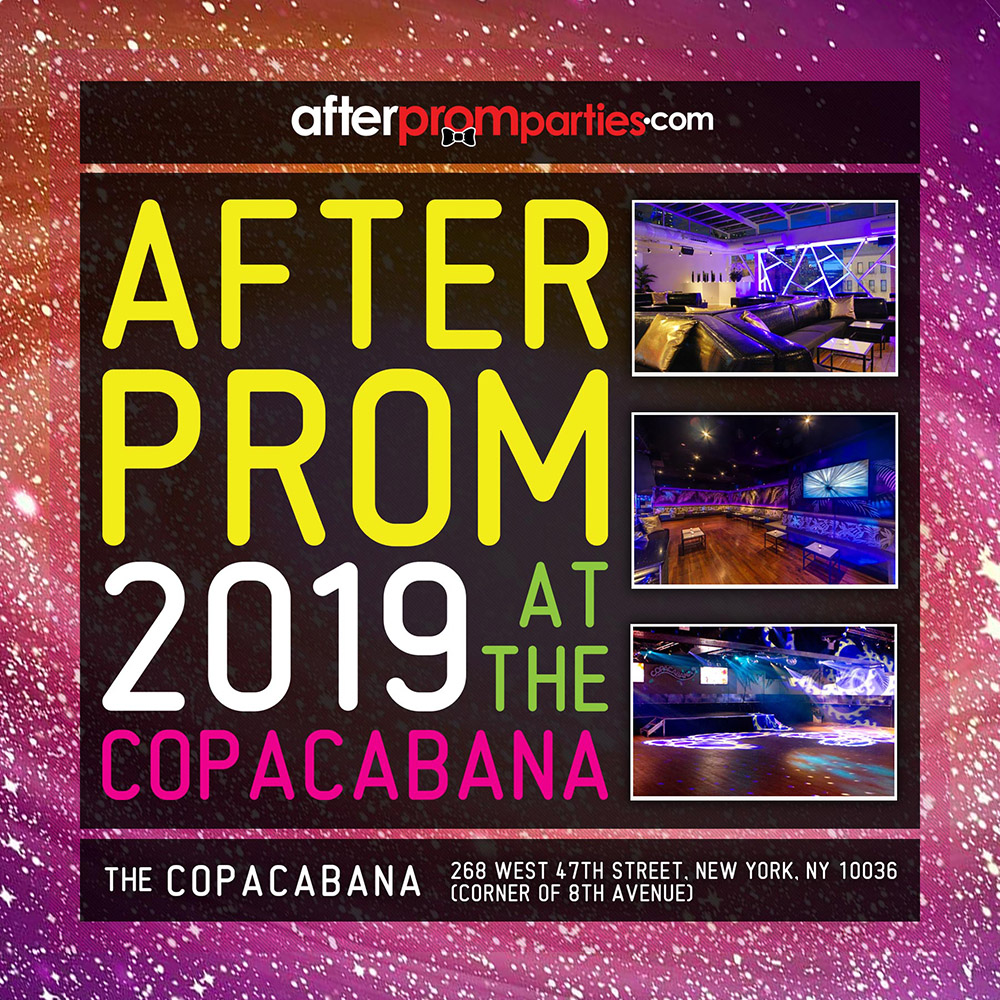 Copacabana After Proms 6-19-19