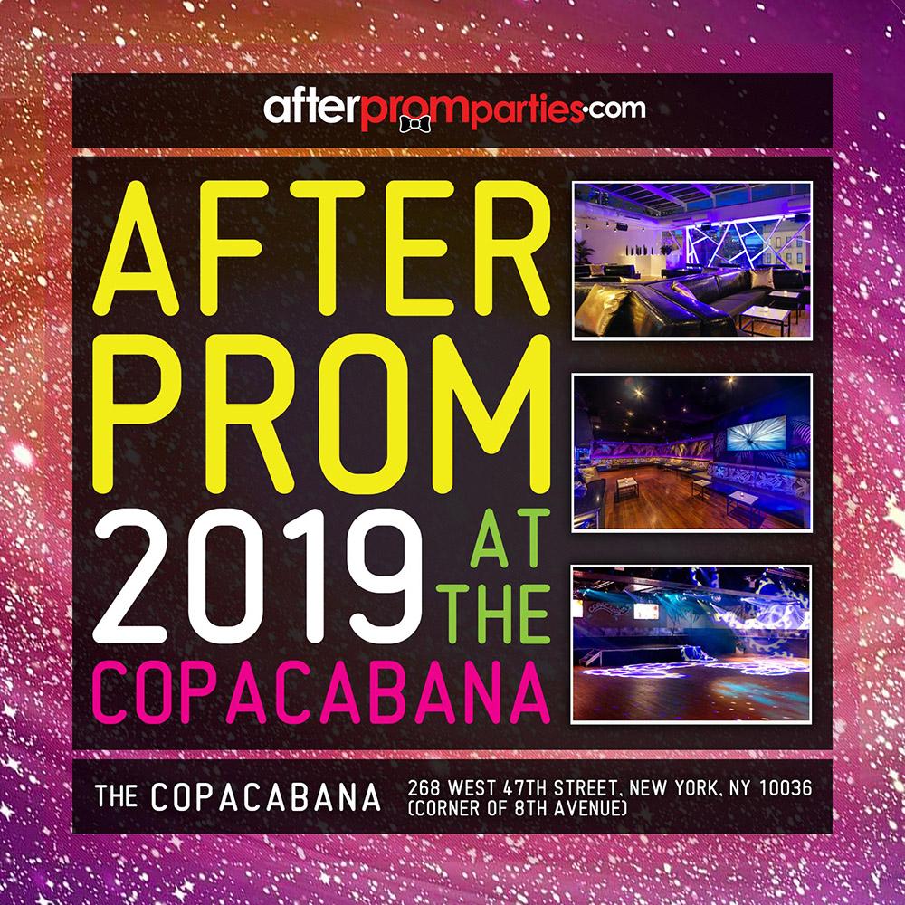 Copacabana After Proms 6-19-19