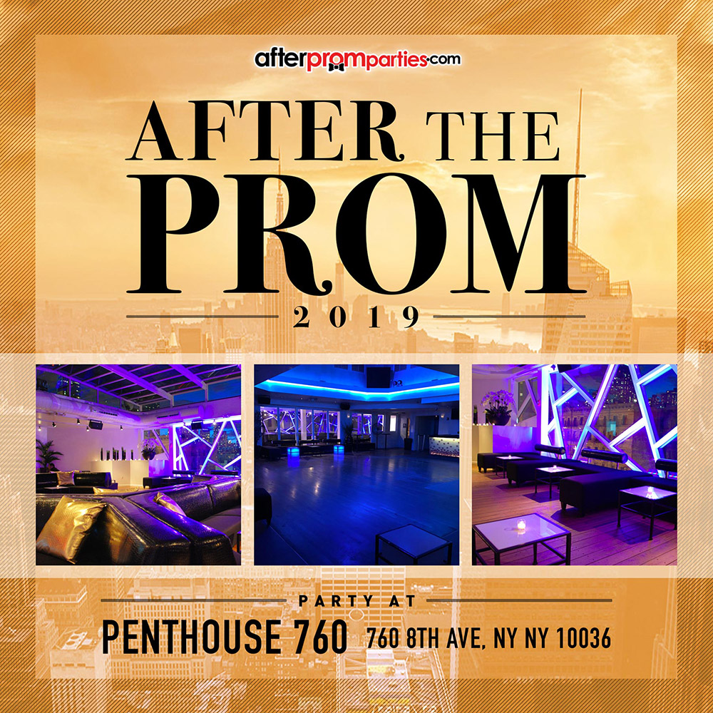 Penthouse 760 After Proms 6-5-19