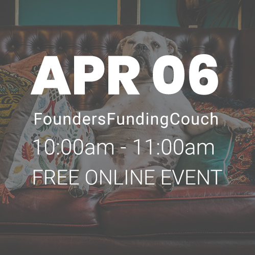 Live at the FoundersFundingCouch April 06