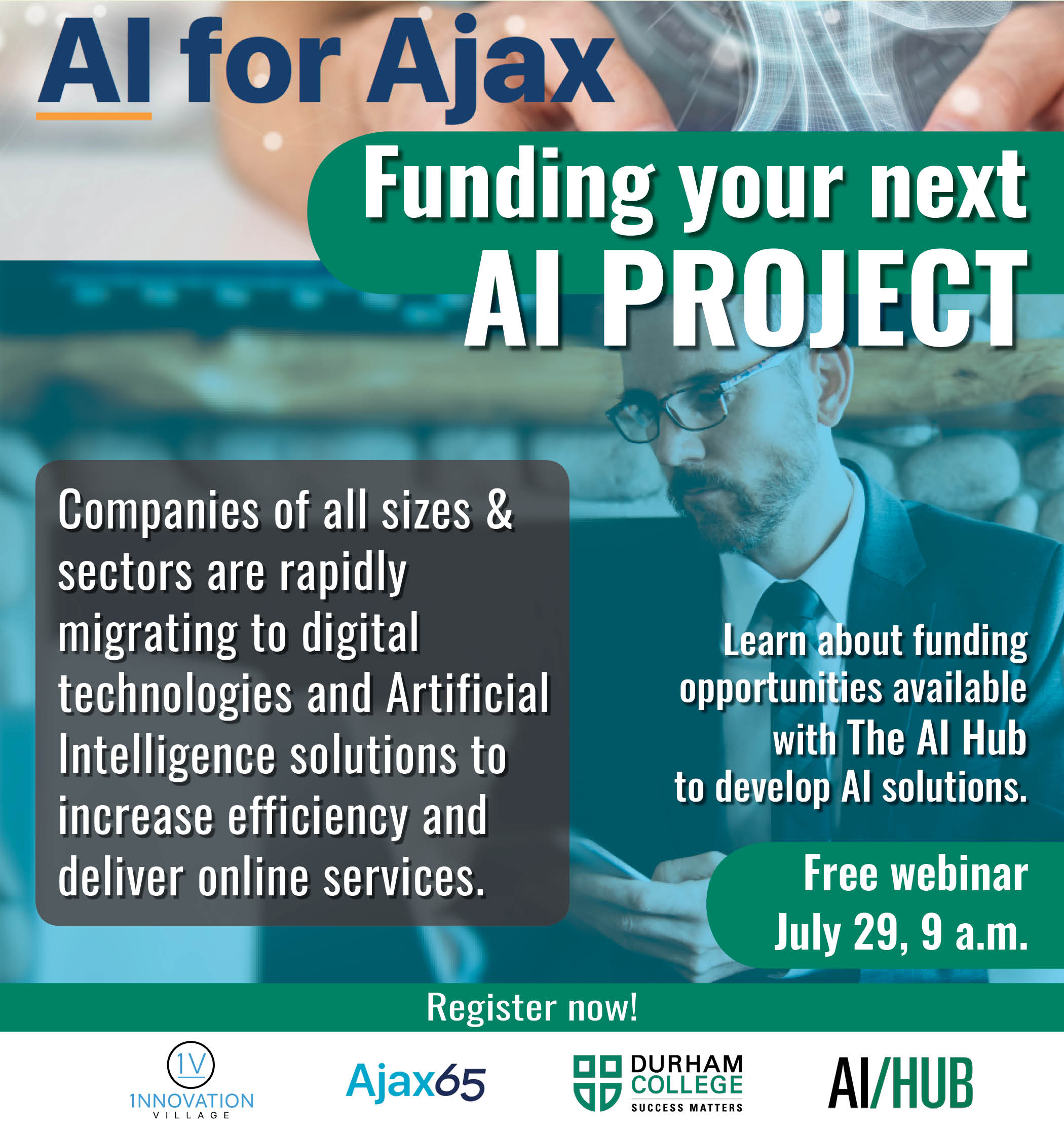 Funding your Next AI Project