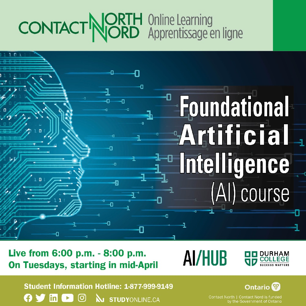 FOUNDATIONAL ARTIFICIAL INTELLIGENCE (AI) COURSE