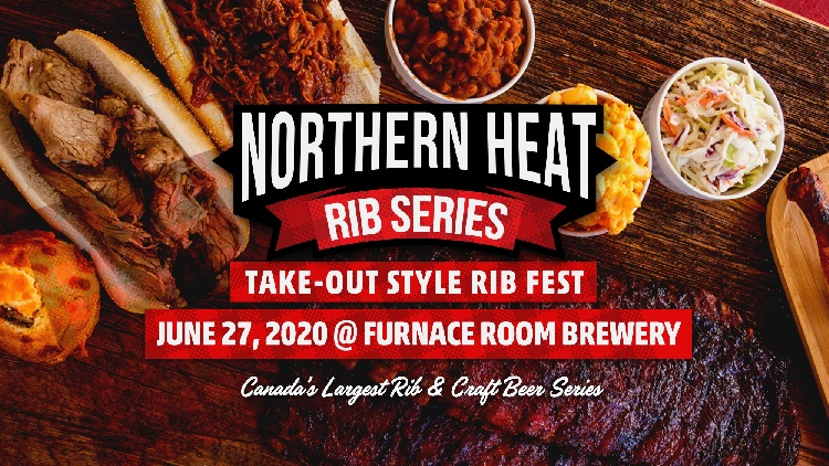 GEORGETOWN TAKE-OUT STYLE RIB FEST - JUNE 27