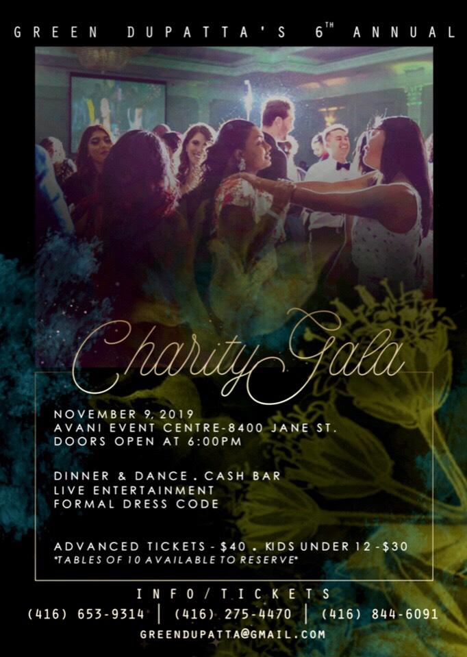 Green Dupatta's 6th Annual Charity Gala