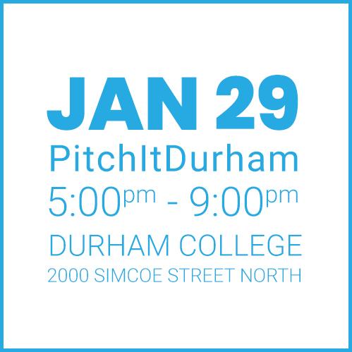 #PitchItDurham JAN 29