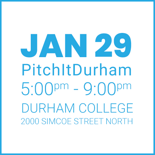#PitchItDurham JAN 29